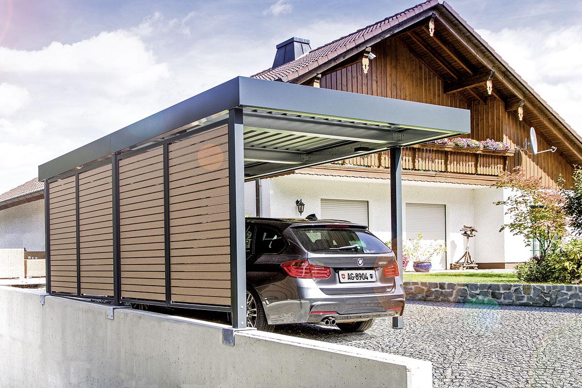 carports metall cool warum einen carport bauen with. Black Bedroom Furniture Sets. Home Design Ideas